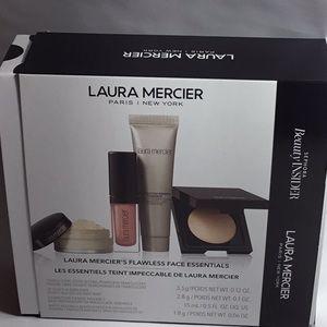 LAURA MERCIER Flawless Face Essentials 4 pcs set